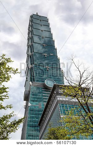 Tallest Tower in Taiwan