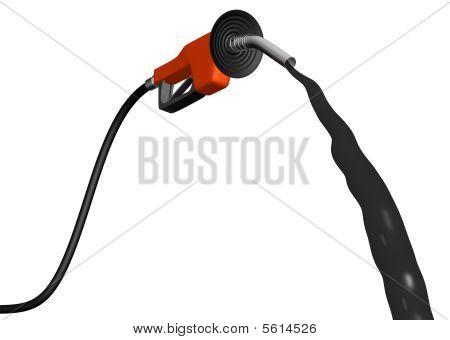 Big Flow Gas Pump