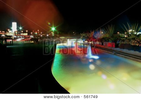 Night Fountains 4