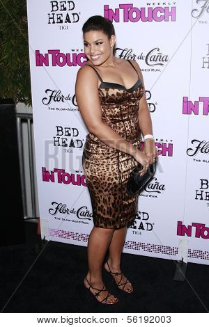 LOS ANGELES - SEP 7: Jordin Sparks at the In Touch VMA Post Party held at the Chateau Marmont, Hollywood, California, California. September 7, 2008.