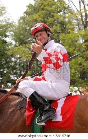 Kentucky Derby Winner Calvin Borel