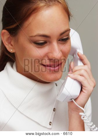Telephone Girl 80737