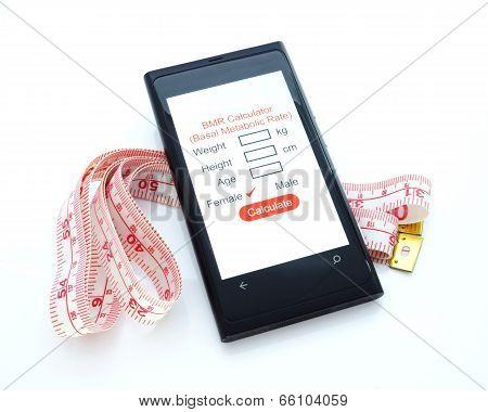 Basal Metabolic Rate Calculator BMR