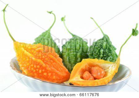 Thai balsam apple