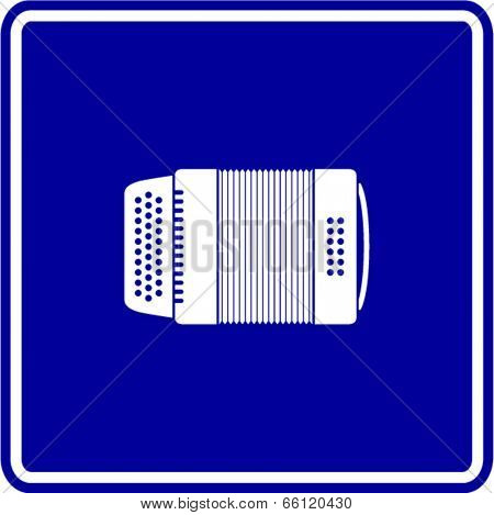 diatonic accordion sign
