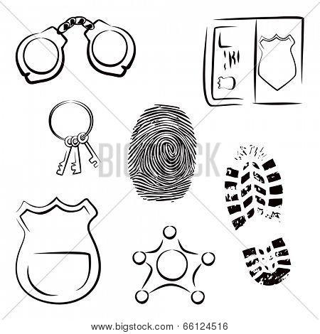 Investigation icons