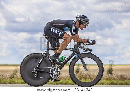 The Cyclist Boasson Hagen