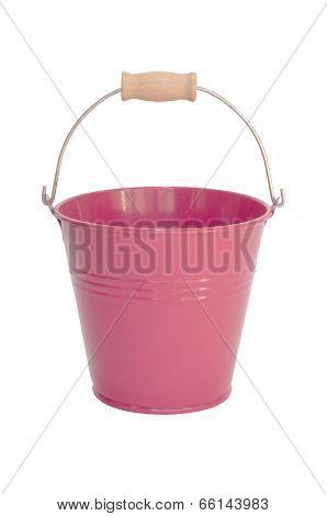Bucket isolated on  white