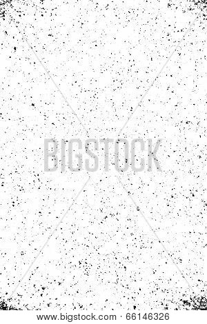 Overlay dust grainy texture for your design. EPS10 vector. poster