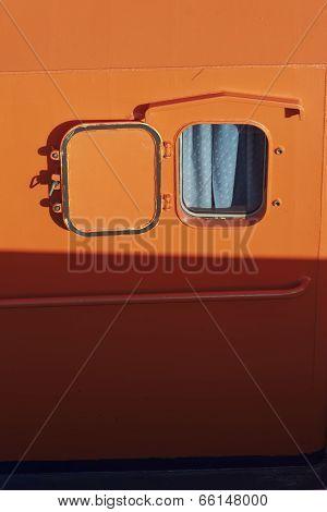 Ship Window.