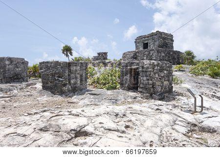 Tulum ancient ruins
