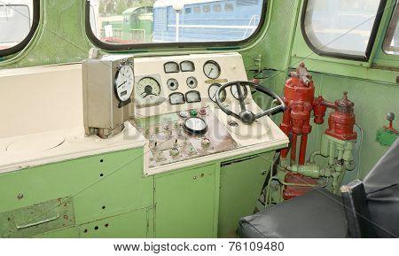 Locomotive Cab