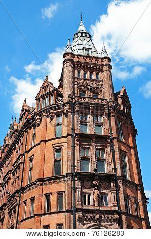 Old Prudential building, Nottingham.