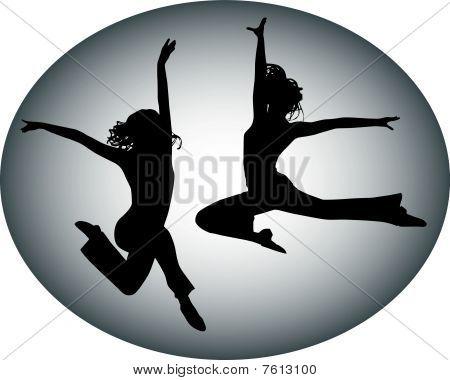 Jump teenagers