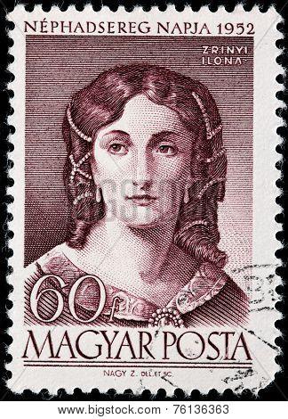 Countess Ilona Zrinyi