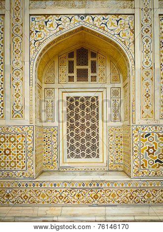 Baby Taj Window