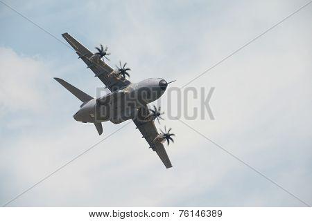 Raf Airbus A400M Transport Aircraft