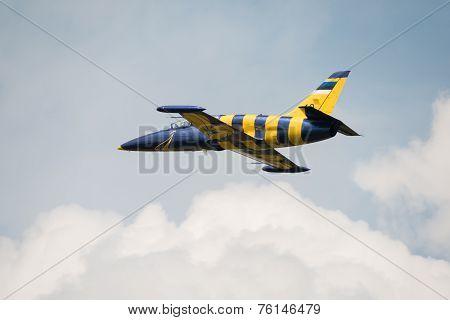 Estonian Airforce Aero L-39 Albatros Aircraft
