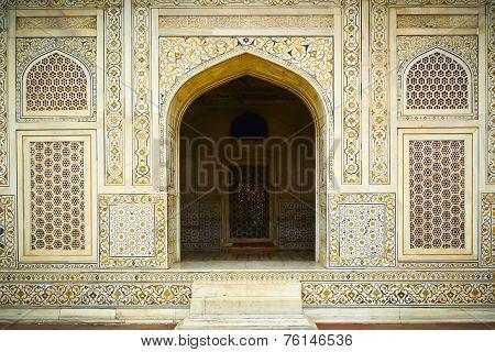 Baby Taj Entrance