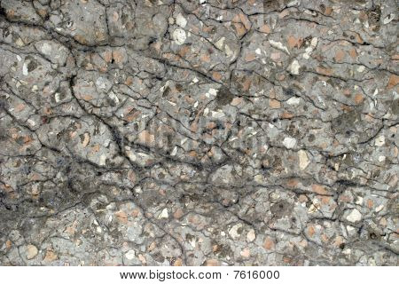 Grunge Surface With Trace