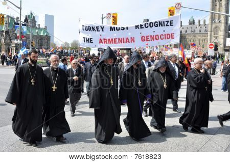 Commemoration of Armenian Genocide
