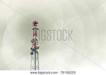 Gsm Antenna Transmitter