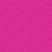Pink tileable seamless background with stylized flowers poster