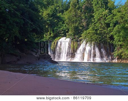 Sai Yok Lek Waterfall