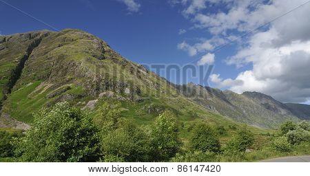 Sgorr Nam Fiannaidh & Aonach Eagach Ridge
