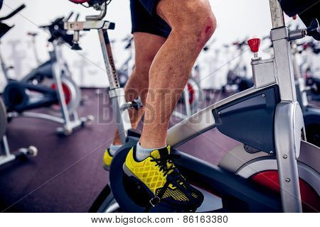 Spinning Instructor Detail at Gym