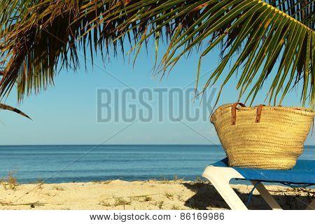 Beach Holiday Background