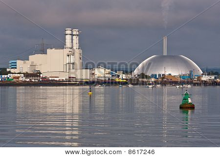 Industry On The Water