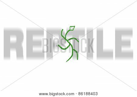 Reptile (Logo)