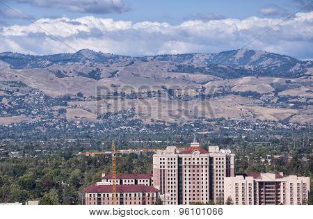 Diablo Mountains San Jose