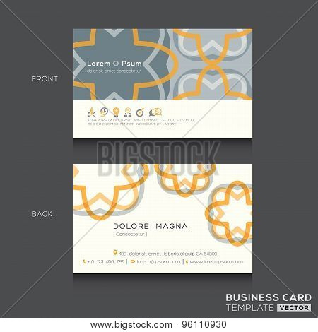 Business Cards Design Template