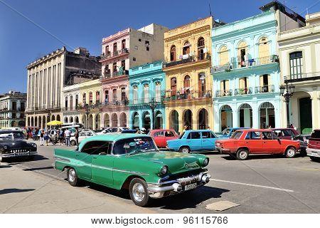HAVANA, CUBA - MAY 5, 2014