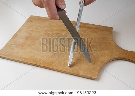 Knife Honing