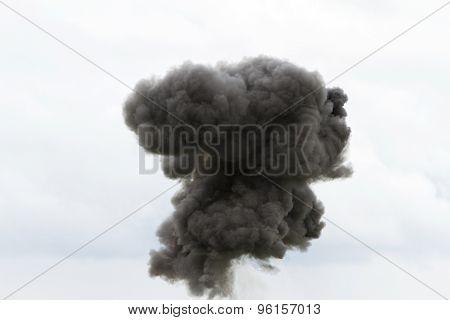 Black Smoke Cloud
