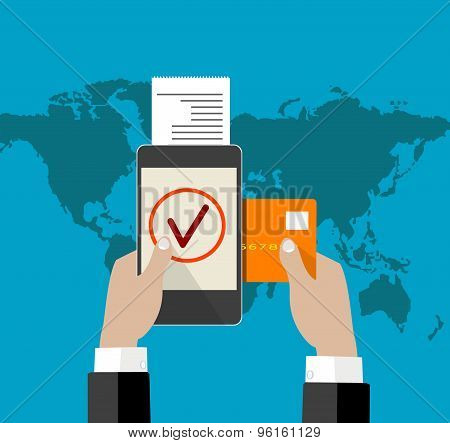 mobile payment credit card
