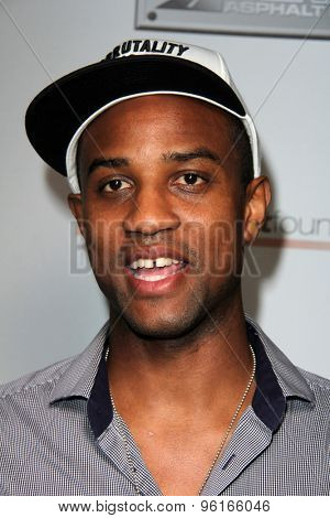 SAN DIEGO - JUL 16:  Emmanuel Howell at the 9th Annual Celebrity Bowl for Charity at the Lucky Strike on July 16, 2015 in Los Angeles, CA