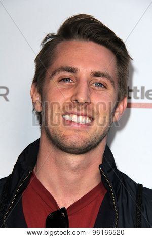 SAN DIEGO - JUL 16:  Ryan Shoos at the 9th Annual Celebrity Bowl for Charity at the Lucky Strike on July 16, 2015 in Los Angeles, CA