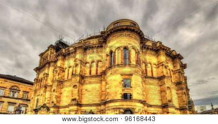 The Usher Hall, A Concert Hall In Edinburgh - Great Britain