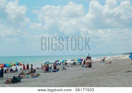 Indialantic Beach, FL USA, July 15, 2015