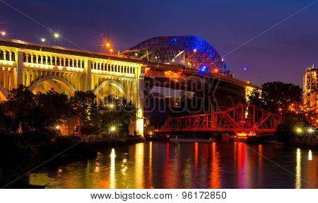 Cuyahoga Bridges