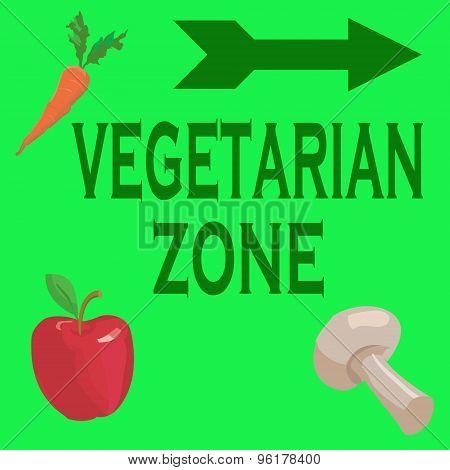 Vegetarian Zone