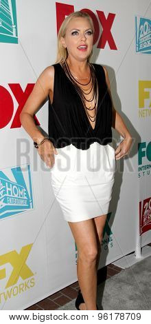 SAN DIEGO, CA - JULY 10: Elaine Hendrix arrives at the 20th Century Fox/FX Comic Con party at the Andez hotel on July 10, 2015 in San Diego, CA.
