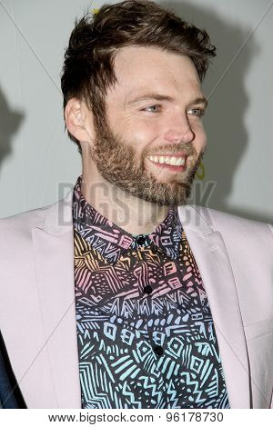 SAN DIEGO, CA - JULY 10: Seth Gabel arrives at the 20th Century Fox/FX Comic Con party at the Andez hotel on July 10, 2015 in San Diego, CA.