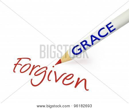 Grace Is Forgiven