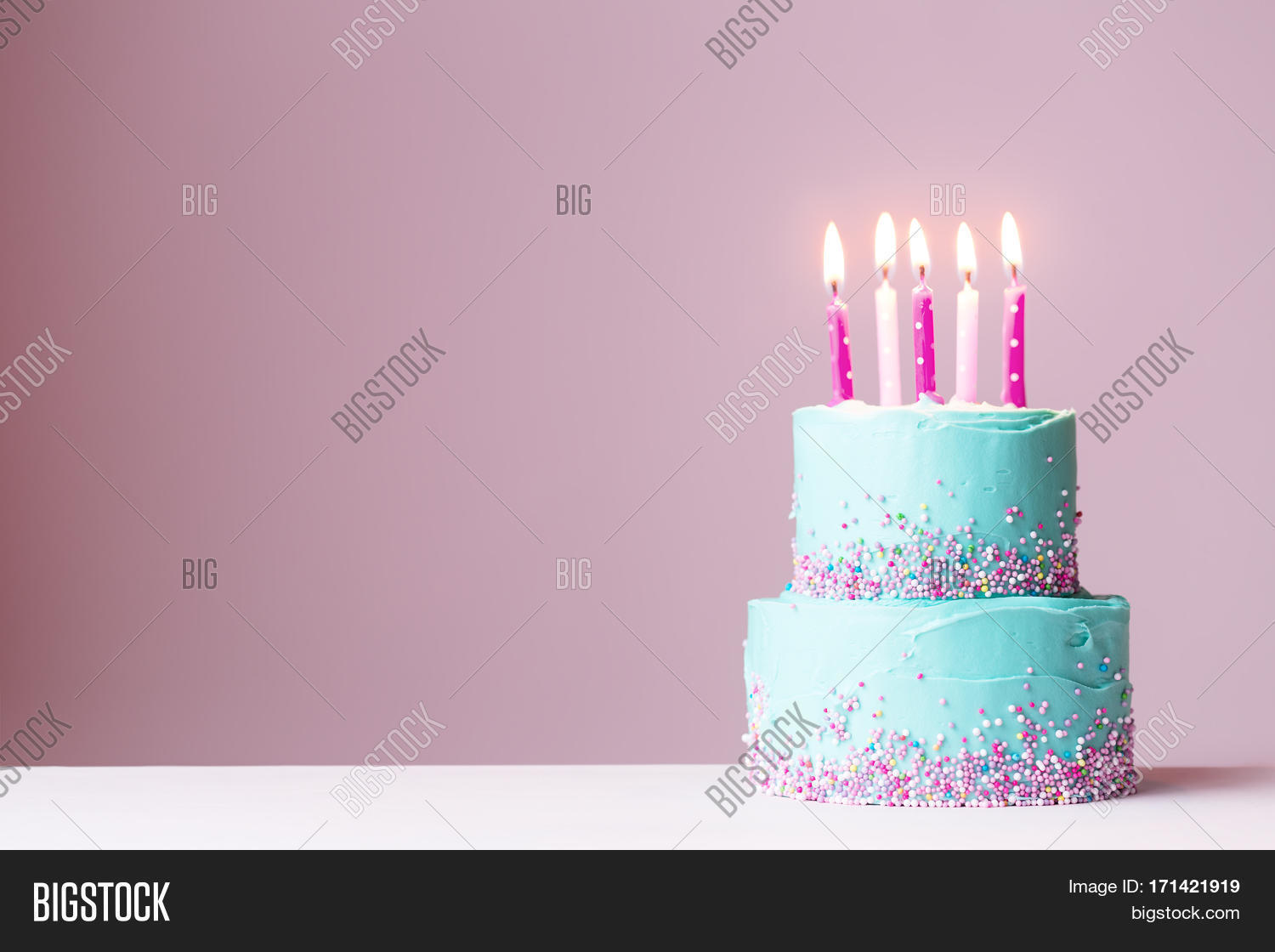 Pleasant Tiered Birthday Cake Image Photo Free Trial Bigstock Funny Birthday Cards Online Inifofree Goldxyz