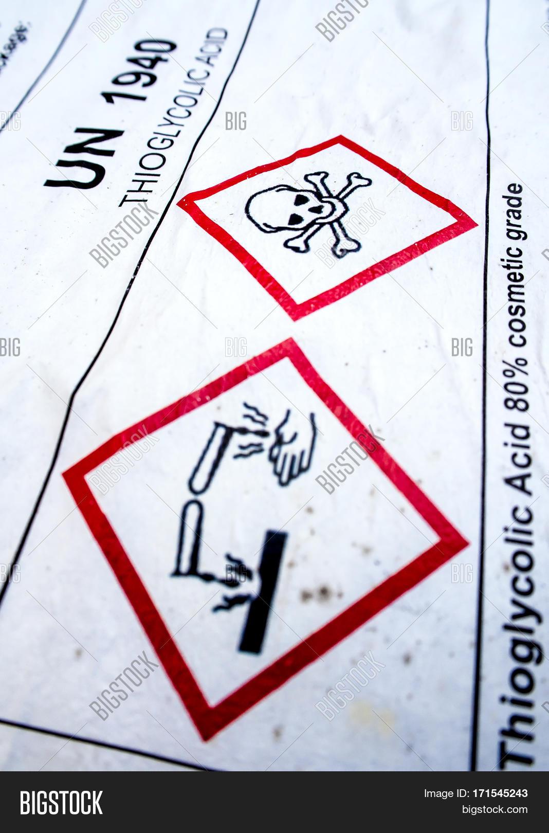 Warning Symbol Image Photo Free Trial Bigstock